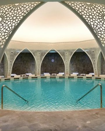 Thermal Water Pool